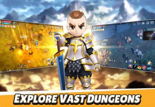 เกมเมอร์ชาวไทยเตรียมสัมผัส The Legendary Moonlight Sculptor สุดยอดเกมส์ RPG ชื่อดังเปิดให้ลงทะเบียนล่วงหน้าแล้ววันนี้บนระบบ Android