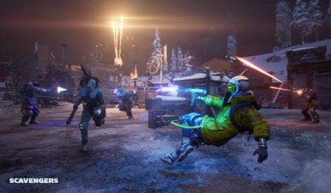 Scavengers เกมส์ออนไลน์ใหม่แนว PvPvE survival shooter จากผู้สร้าง Halo และ Battlefield เผยรายละเอียดช่วง Early Access