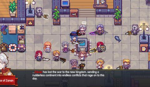 Elona Mobile เกมส์มือถือใหม่แนว RPG open world กราฟิกเรียบง่ายแบบ Pixel แต่ระบบซับซ้อนน่าลอง เปิดให้บริการแล้วทั้งระบบ iOS และ Android
