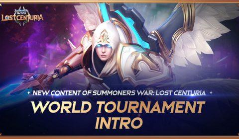 Summoners War: Lost Centuria เผยแผนการอัปเดตโหมดสุดแจ่ม World Tournament เตรียมเล่นเร็วๆนี้!