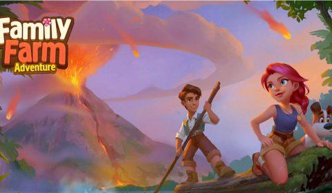 [รีวิวเกมมือถือ] เกมทำฟาร์มแนว RPG สุดเร้าใจ Family Farm Adventure