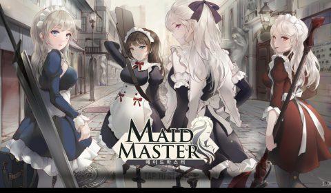 (รีวิวเกมมือถือ) Maid Master รวมพลจัดทีมชุดเมดตะลุยด่านกับเกมจากเกาหลี
