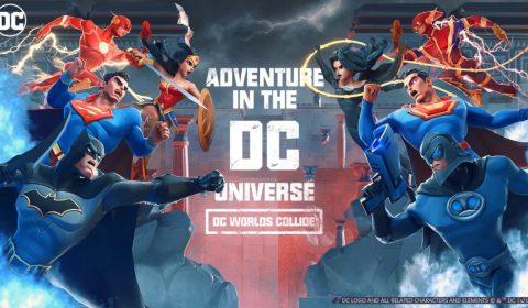 (รีวิวเกมมือถือ) DC Worlds Collide รวมพลฮีโร่จัดทีมตะลุยด่านพร้อมภาษาไทย
