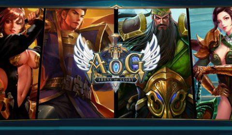 Arena of Glory เกมส์มือถือใหม่แนว MOBA พร้อมให้คุณลุยศึกเดือดแล้ววันนี้พร้อมกันทั้งระบบ iOS และ Android