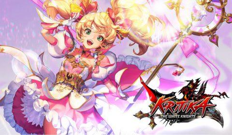Kritika :The White Knights อัปเดตคลาสใหม่ Elemental Fairy เสกมอนสุดมันส์มาฟันแหลกในเวอร์ชั่น 4.9 แล้ว!