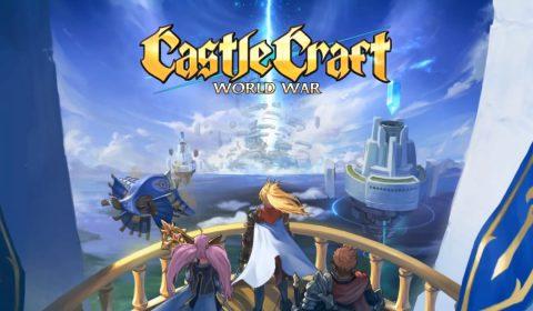 (รีวิวเกมมือถือ) Castle Craft – World War เกม RTS ฉบับแนวตั้งดวลออนไลน์!