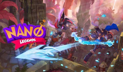 [รีวิวเกมมือถือ] Nano Legends กองพันจิ๋วกันป้อมสไตล์ MOBA