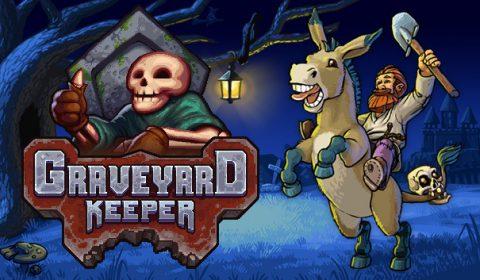 [มือถือ-PC] เกมทำฟาร์มแนวจัดการสุสาน!? Graveyard Keeper
