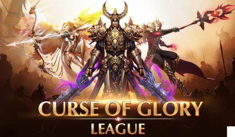 (รีวิวเกมมือถือ) Curse of Glory:League เกม AutoRPG ยุคกลางแฟนตาซีพร้อม VIP