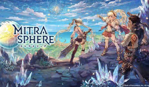 (รีวิวเกมมือถือ) Mitrasphere เกม CO-OP แนวตั้ง ตะลุยโลกใต้สมุทรแบบ JRPG