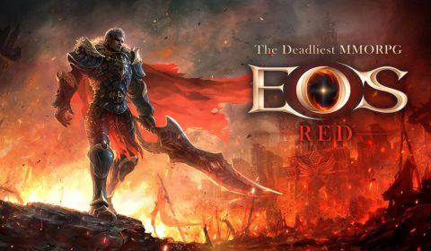 (รีวิวเกมมือถือ) EOS RED การกลับมาของ MMORPG ขวัญใจคนเล่นบนมือถือ