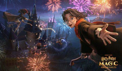 NetEase จับมือ Warner Bros. ออกแถลงข่าว Harry Potter: Magic Awakened เตรียมเปิดให้บริการในเอเชียเร็วๆ นี้