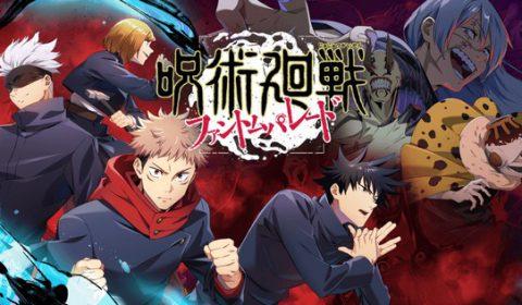 Jujutsu Kaisen Phantom Parade เผยตัวอย่างเกมส์แรกที่สร้างจากเนื้อเรื่องเกมส์ดัง เตรียมลุยตลาดเกมส์มือถือเร็วๆ นี้