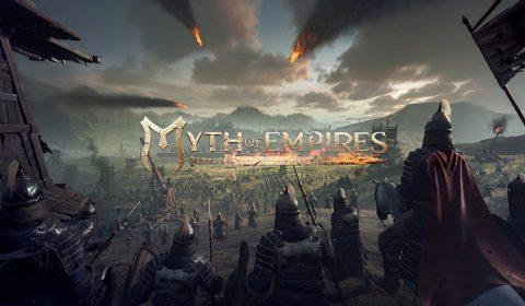 Angela Game ประกาศเตรียมส่งเกมสงครามสุดอิสระ Myth of Empires เข้าสู่แพลทฟอร์ม Steam