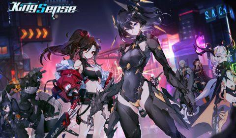 เกม RPG กลยุทธ์ล้ำอนาคต Kingsense พร้อมให้บริการในช่วงโอเพนเบต้า แล้ววันนี้