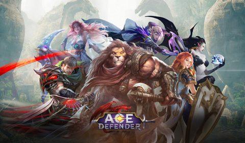 Ace Defender เกมส์มือถือใหม่แนว TD เซิร์ฟเวอร์ Global พร้อมเปิดให้บริการในประเทศไทยแล้ววันนี้ทั้งระบบ iOS และ Android