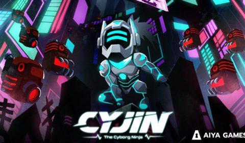 เปิดตัวเกม Cyjin: The Cyborg Ninja เกมอินดี้ Arcade ฝีมือคนไทย พร้อมเปิดให้ระดมทุนผ่าน Kickstarter แล้ววันนี้