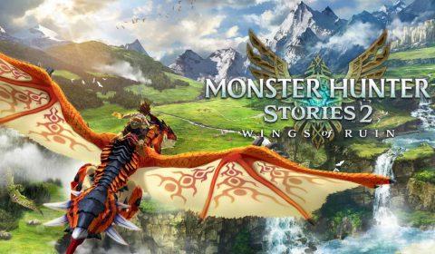 [PC-NS] ภาคต่อของซีรีย์ที่ยอดเยี่ยมตลอดกาล Monster Hunter Stories 2 : Wings of Ruin