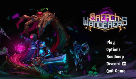 [PC-มือถือ] Breach Wanderers เกมการ์ดแนวตะลุยดันที่เล่นฟรี!