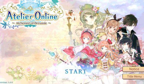 (รีวิวเกมมือถือ) Atelier Online เกมสาวน้อยปรุงยาฉบับเกมมือถือ พร้อมเล่นวันนี้