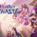 (รีวิวเกมมือถือ) Dawn of Dynasty เกมสามก๊กสร้างเมืองแบบอนิเมะ!