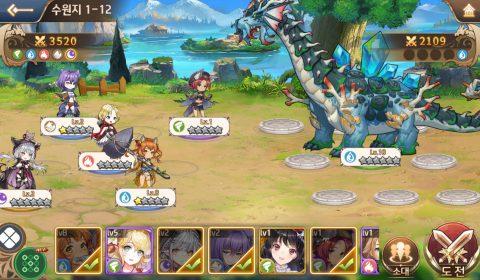 (รีวิวเกมมือถือ) Dragon & Girls สะสมตัวละครสาวๆ เซอร์วิสแบบจัดเต็ม ด้วยเกม IDLE และ LIVE 2D!