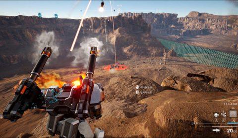 BATTLE STEED : GUNMA สงครามหุ่นยนต์ 6VS6 mecha shooter ใหม่จาก Mgame เตรียมเปิดให้บริการทั่วโลกในอีกไม่ช้า