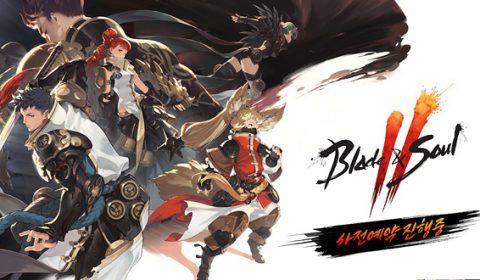 โหมกระแสก่อนเปิด Blade & Soul 2 ปล่อยตัวอย่าง Trailers ใหม่ล่าสุด เรียกกระแสก่อนเปิด OBT ในเกาหลี 26 ส.ค. นี้