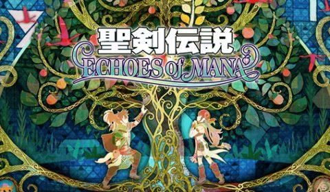 Square Enix เผยเตรียมปล่อย Echoes of Mana เปิดให้บริการแบบ Free-to-Play บนมือถือในปีหน้า 2022