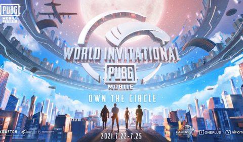 PUBG MOBILE เผยการแข่งขันการกุศลที่มีเงินรางวัลรวมกว่า 98 ล้านบาทในรายการ PUBG MOBILE World Invitational powered by Gamers Without Borders 22 กรกฎาคมนี้