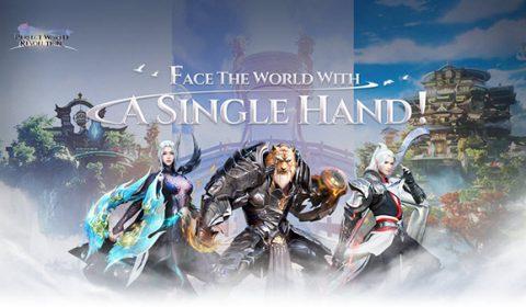 พร้อมเปิดให้มันส์ Perfect World: Revolution เกมส์มือถือใหม่ สุดยอด MMORPG เล่นได้ด้วยมือเดียว พร้อมเปิดให้บริการแล้วทั้ง iOS และ Android