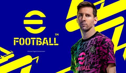 KONAMI เปิดตัวเกมใหม่ eFootball เปิดประสบการณ์ฟุตบอลเหมือนจริงระดับเน็กซ์เจนในรูปแบบ FREE-TO-PLAY