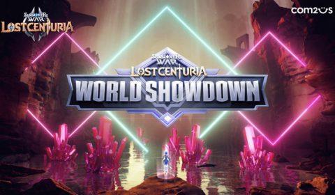 อลังมากแม่! 8 ส.ค. นี้ เตรียมเปิดฉาก World Showdown การแข่งขันระดับโลกของ Summoners War: Lost Centuria!