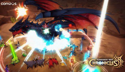 Com2uS เผยเกมเพลย์ MMO ฟอร์มยักษ์ Summoners War: Chronicles ครั้งแรกในงาน Gamescom 2021