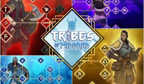 [Tip] แนะนำ Class ทั้ง 8 และวิธีปลดล็อคแบบง่ายใน Tribes of Midgard