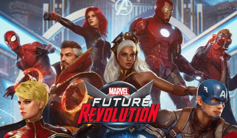 [Tip] เริ่มเล่นได้ไวกับวิธีเล่นเบื้องต้น MARVEL Future Revolution