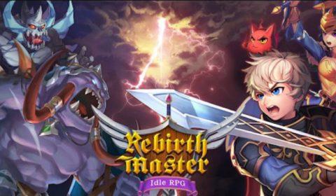 (รีวิวเกมมือถือ) Rebirth Master เกม IDLE แนวตั้ง เล่นง่ายๆ ออฟไลน์ก็ฟาร์มได้