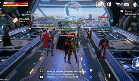 Marvel Future Revolution เรียนรู้ระบบแผนที่ รายละเอียดที่เราต้องเก็บให้ครบ เพื่อรับไอเทมฟรี หลากหลาย