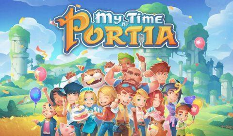 My Time at Portia Mobile เกมส์มือถือใหม่แนว ทำฟาร์ม สุดตื่นเต้นเล่นได้หลากหลายแนว พร้อมเปิดให้บริการทั้งระบบ iOS และ Android แล้ววันนี้