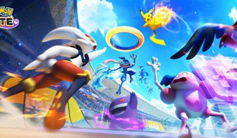 Pokémon UNITE เกมส์มือถือใหม่แนว MOBA สุดมันส์ พร้อมเปิดให้บริการแล้ววันนี้ทั้งระบบ iOS และ Android