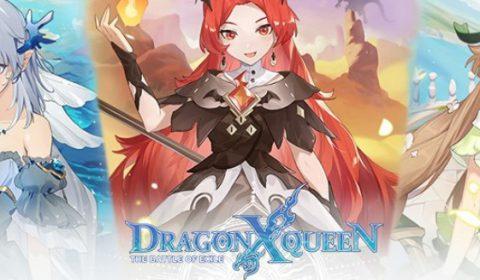 (รีวิวเกมมือถือ) Dragon X Queen เกม IDLE ผสม RPG สำรวจแนวตั้ง มีภาษาอังกฤษ