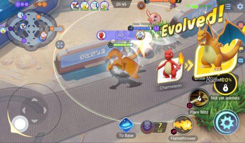 (รีวิวเกมมือถือ) Pokémon Unite เกม MOBA ตะลุย 5 VS 5 ลงมือถือแล้ว