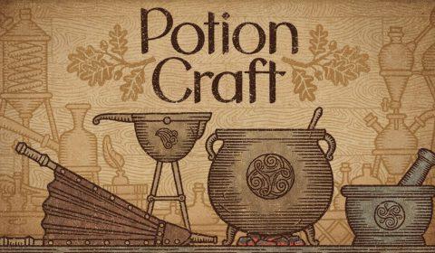 (รีวิวเกม PC) Potion Craft มาเป็นเจ้าของร้านขายโพชั่น พร้อมภาษาไทยกันเถอะ!