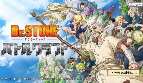 (รีวิวเกมมือถือ) Dr.Stone Battle Craft เกม Strategy RPG จากอนิเมะดัง ร่วมกอบกู้อารยธรรมมนุษย์