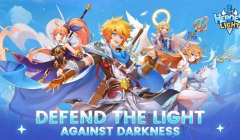 (รีวิวเกมมือถือ) Idle Heroes of Light ตะลุยช่วยโลกในมุมมองแนวตั้งภาพ 3D