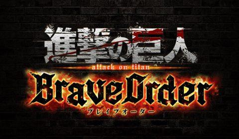 สาวก Attack on Titan มีเฮ Enish เผยตัว Attack on Titan: Brave Order เกมส์มือถือใหม่ที่เตรียมปล่อยให้เล่นทั้ง iOS และ Android