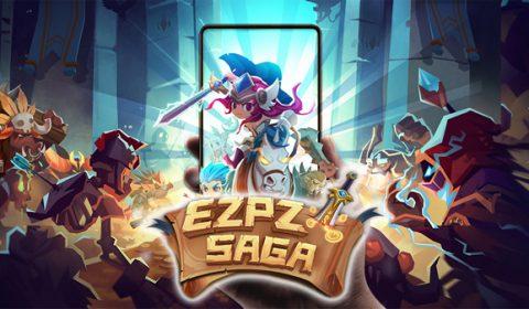 EZPZ Saga เกมส์มือถือใหม่แนว Idle RPG พร้อมเปิดให้บริการเซิร์ฟเวอร์ Global แล้ววันนี้้ทั้งระบบ iOS และ Android