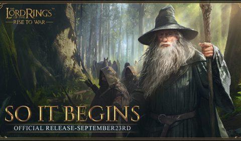 (รีวิวเกมมือถือ) The Lord of The Rings: Rise to War เกมส์มือถือใหม่แนว Strategy RPG จากนิยายดัง พร้อมเปิดให้บริการทั้งระบบ iOS และ Android แล้ววันนี้