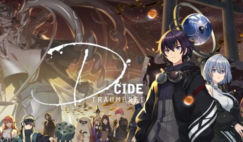 (รีวิวเกมมือถือ) D_CIDE TRAUMEREI โปรเจคเกม JRPG กับอนิเมะเรื่องดัง