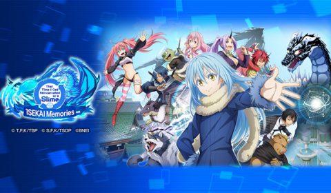 SLIME-ISEKAI Memories เกมส์มือถือใหม่ 3D Turn-based RPG เปิดให้ลงทะเบียนล่วงหน้า เตรียมบริการในเซิร์ฟเวอร์ Global ให้ได้เล่นกันเร็วๆ นี้